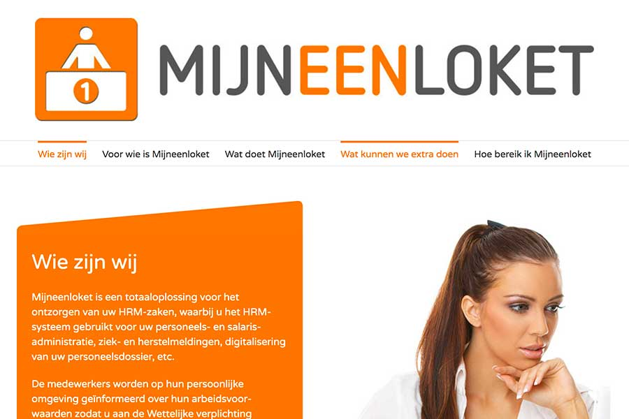 Website Mijneenloket.com
